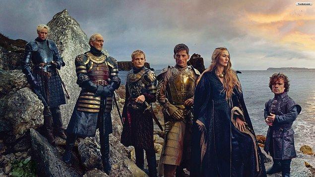 1. Lannister Hanesi – Egeli