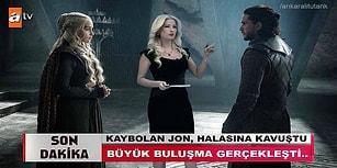 Büyük Buluşmanın Nihayet Yaşandığı Game of Thrones 7x3'ü Goygoyla Kutlayan 17 Kişi