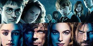 Bir Yanda Asalar, Bir Yanda Ejderhalar! 13 Maddede Game of Thrones vs. Harry Potter!
