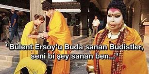 Budizm Camiasını Şoklara Sokan Bülent Ersoy'un Buda'ya Olan Aşırı Benzerliği Olay Yarattı