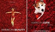 İkonlaşmış Filmlerin Posterlerini Köpeğine Göre Uyarlayan Kadından 26 Harika Paylaşım
