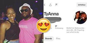 Yıllardır Eşinin Pinterest Hesabını Takip Ederek Ona İstediği Hediyeyi Alan Kurnaz ve Romantik Adam
