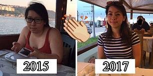 Azmin Elinden Hiçbir Şey Kurtulmaz! Kötü Alışkanlıklarını Bırakıp Hayatını Değiştiren Genç Kız