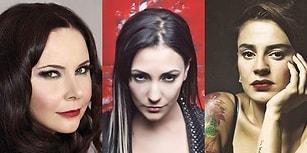 Hangi Türk Rock Müziği Divası Olduğunu Söylüyoruz!