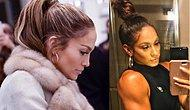 Hayret Ettik! Jennifer Lopez'e Jennifer Lopez'den Daha Çok Benzeyen Vücut Geliştirme Sporcusu