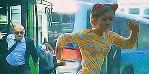 Klibinde Çılgın Gibi Koşan Aleyna Tilki'ye Yapılmış 15 Komik Photoshop Çalışması