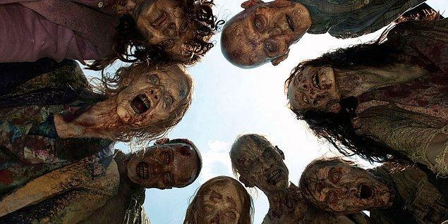 6. The Walking Dead   IMDb 8.5