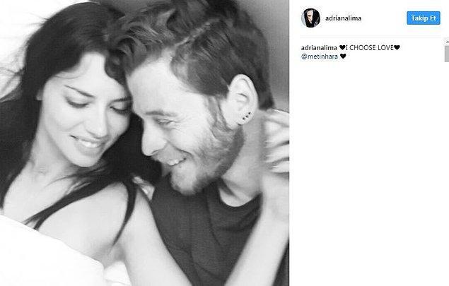 """""""Aşkım bi' fotoğrafımızı koy ya, sevgilin olduğu belli olsun!"""" 😂"""