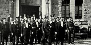 Bu Testi Sadece Cumhuriyet Tarihine Hakim Olanlar Bitirebilecek!
