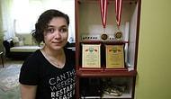 Azim Engel Tanımıyor: LYS Birincisi Görme Engelli Fulya Hayalindeki Üniversiteye Kavuştu