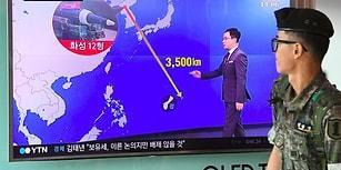 Gerilim Tırmanıyor: Trump'ın Uyarılarına 'Saçmalık' Diyen Kuzey Kore, Guam'a Saldırı Planını Geliştiriyor
