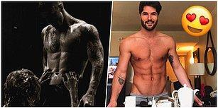 Yeryüzünde Yaşayan En Seksi 16 Ünlü Erkeğin En Az Kendileri Kadar Çekici Instagram Paylaşımları 😋