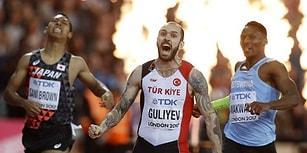 Tarihe Geçen Dünya Şampiyonumuz Ramil Guliyev: 'Başarabileceğime Sene Boyunca İnanmıştım'