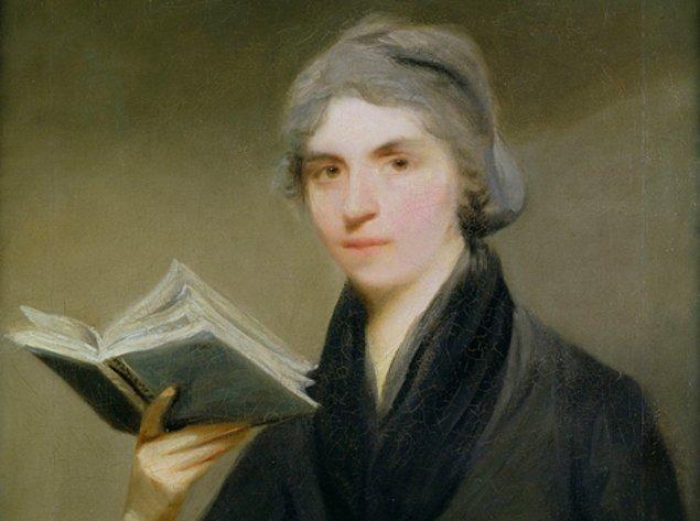 1. Mary Wollstonecraft