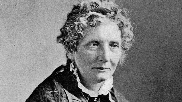 4. Harriet Beecher Stowe