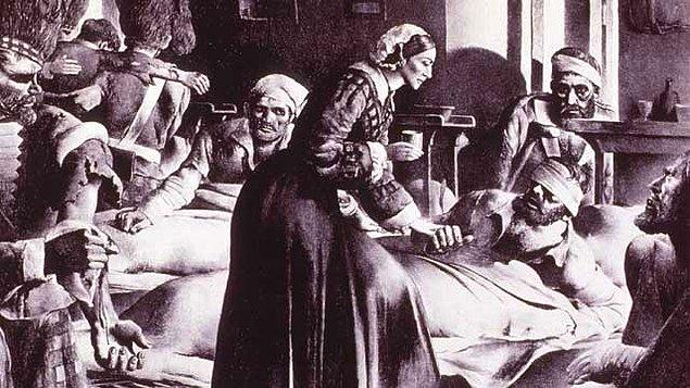 5. Florence Nightingale