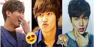 Güney Kore'nin Tüm Dünyayı Kasıp Kavuran Yağız Delikanlısı: Lee Min Ho!