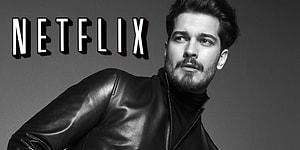 Tüm Dünyanın İzleyeceği İlk Türk Orijinal Netflix Dizisinin Başrolü Çağatay Ulusoy Oldu!
