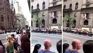 New York'ta Donald Trump'a 'Shame, Shame, Shame'li Protesto