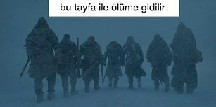 Her Sahnesi Ayrı Heyecanlı Olan Game of Thrones 7x5'i Bir Güzel Goygoylayan 19 Kişi