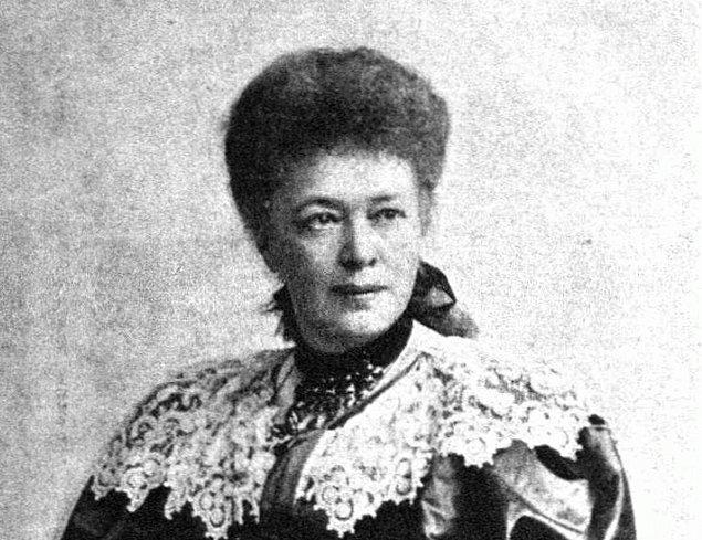 13. Bertha von Suttner