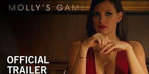 Jessica Chastain'lı 'Molly's Game'den Fragman Yayınlandı