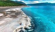 Türkiye'nin Güzellikte Maldivler'le Kapışan Bembeyaz Kumu ve Dupduru Suyuyla Salda Gölü!