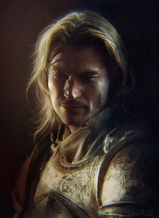 3. Kral katili Jaime Lannister!