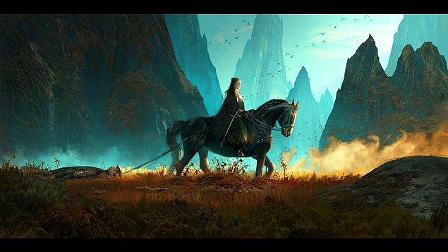 14. Sansa'nın Littlefinger'a gazabı.