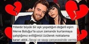 Gözde Çiftte Beklenen Sona Gelindi! Merve Boluğur ile Murat Dalkılıç Resmen Boşanıyor! 💔