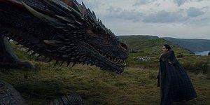 Game of Thrones'un 1. Sezonundan 7. Sezonuna Ejderhaların Evrimi