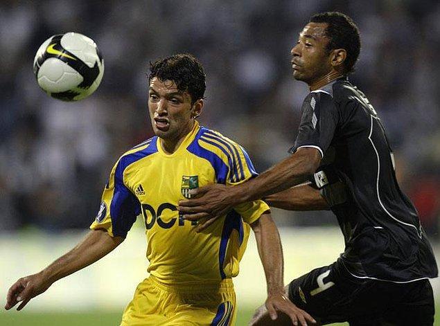 7. 2008-09 sezonu UEFA Kupası 1. Tur eşleşmesinde Beşiktaş, Ukraynalı rakibi Metalist Kharkiv'e sürpriz bir şekilde elenmişti.