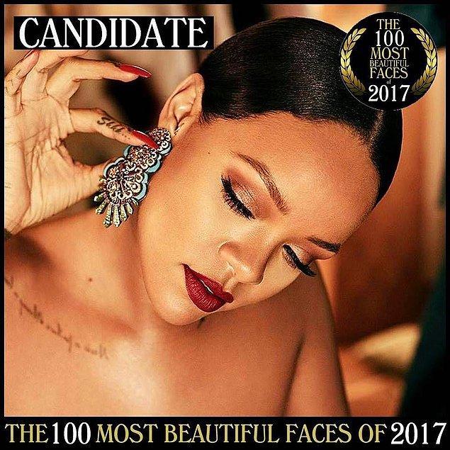 9-C Rihanna