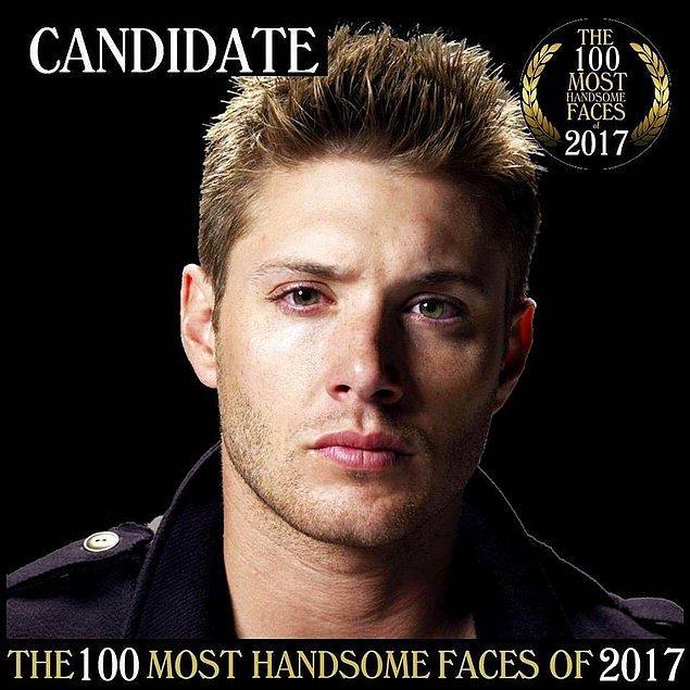 4-B Jensen Ackles