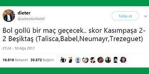 Kasımpaşa-Beşiktaş Maçını Her Şeyiyle Doğru Tahmin Eden Kahin Yürekli Adama Yapılan Yorumlar