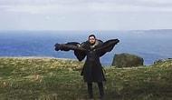 Emilia Clarke'tan Ejderha Görünümlü Jon Snow Paylaşımı