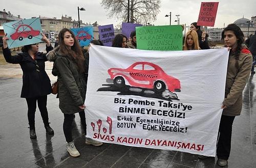 Kadınlara Özel Ulaşım Uygulamaları Yine Türkiye Gündeminde: Malatyada Pembe Trambüs Dönemi 96