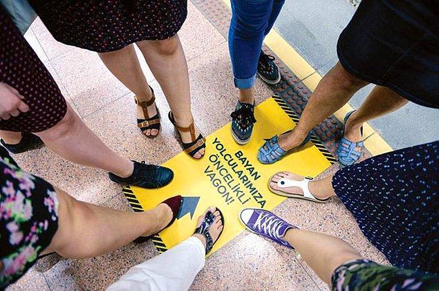 Kadınlara özel ulaşım Bursa'nın raylı sistemi 'Bursaray'ın ardından bu kez Malatya'da hayata geçiriliyor.