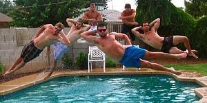 Mavi Bayraklı Mis Gibi Deniz Dururken Otel Havuzuna Giren Tatilci Tipinin 13 Özelliği