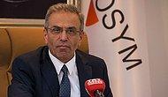 ÖSYM Başkanı İstifa Etti: 'Büyük İdari Kusur Olduğunu Kabul Ediyoruz'