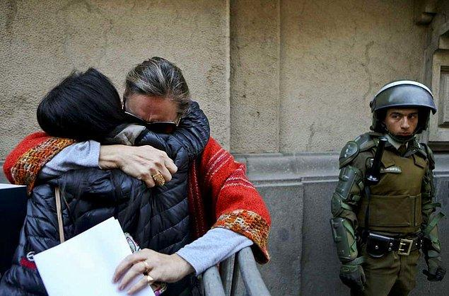 Böylece Şili'de kadınlar uzun soluklu kürtaj hakkı mücadelesinde bir kazanım elde etmiş oldu.