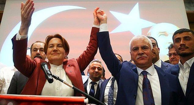 'Milliyetçi muhafazakar' ve 'Atatürkçü' olacağı açıklanan yeni partinin ekim ayı içinde kurulması planlanıyor.