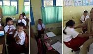 İğneden Korkan Kızın Sınıfın Altını Üstüne Getirmesi