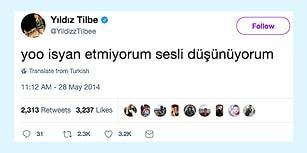 Hangi Yıldız Tilbe Tweeti Ruh Halini Yansıtıyor?