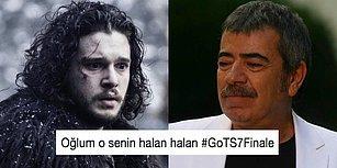 Sezon Finalinin Hüznünü Attıkları Tweetlerle Komediye Çeviren 17 Game of Thrones'sever