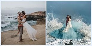 Olan Var Olmayan Var! Seyahat Temalı Fotoğraf Yarışmasında Derece Almış 32 Romantik Çift!