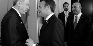 Macron'un Açıklamasına 'Olumsuz Değil, Tam Aksi' Diyen Erdoğan: 'Görüşme Onlar İçin Artı Değer'