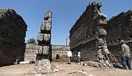 Esnafimizin Kisa Tarihi - Aspendos Antik Kenti'nde 2000 yillik oldugu dusunulen dukkanlar bulundu