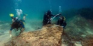 Yıllardır Aranan Neapolis Bulundu! Tunus Açıklarında Antik Roma'dan Kalma Bir Batık Kent