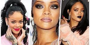 Her Haliyle Muhteşemliğin Kitabını Yazan Rihanna'dan Öğrenilen 13 Makyaj ve Güzellik Dersi
